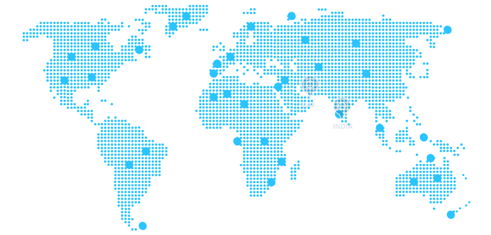 Infospica Location Map
